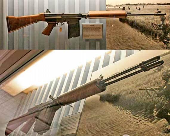 弹匣卡笋亦为整体式,完全穿过握把,上面设计有2个卡笋突起,确保能可靠地固定弹匣并同时释放弹匣。弹匣是由弹匣底板连成一体的双弹匣结构,每个容弹量仍为7发。正是这种并联式的结构,使AF2011A1自动手枪具有扣动一次扳机能够同时发射两发枪弹的能力,一体式套筒分别带动两根枪管,完成开锁、抽壳及抛壳、压倒击锤等动作,随后又在复进簧的作用下双双推弹入膛,直至弹匣内枪弹打完。 由于射击时的后座、震动和声响都是双倍的,因此AF2011A1自动手枪射击时的震撼感肯定是普通M1911A1手枪所无法比拟的,不过其超级厚