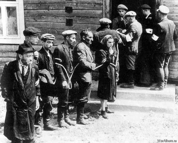 德国纳粹对犹太人的屠杀
