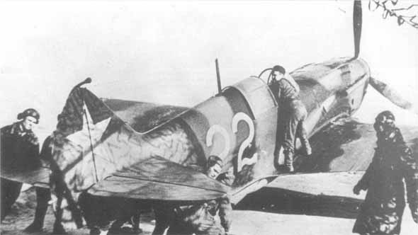 雅克 1战斗机_二战苏联著名的拉格-3战斗机_空中网军事频道