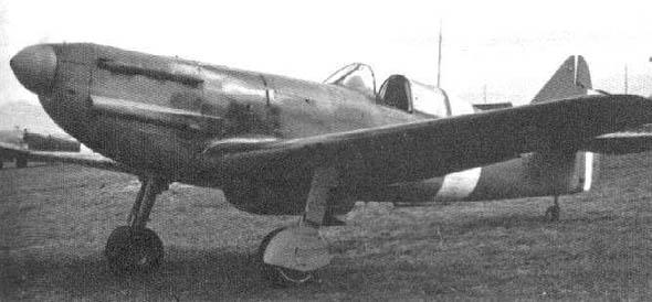 520战斗机:二战法国优秀战斗机