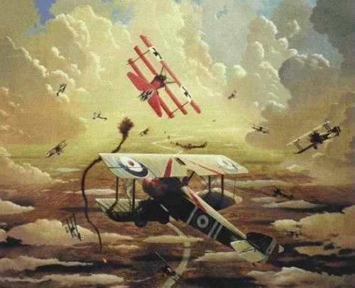 第一次世界大战 一颗子弹杀死1537万人