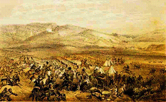 巴拉克拉瓦之战