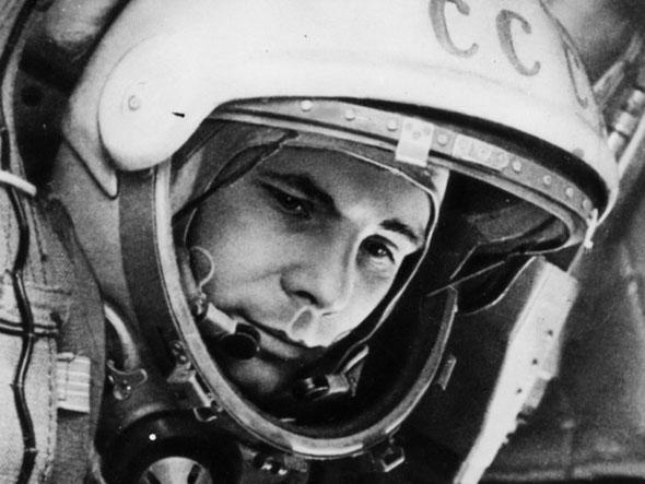 世界上第一位宇航员尤里·加加林诞辰80周年