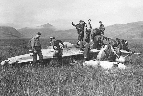 阿库坦零式 二战美军获得完整零式战斗机