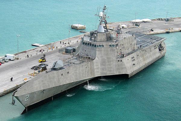 军事资讯_美国再次出资增购4艘濒海战斗舰_空中网军事频道