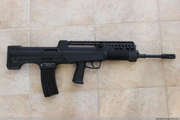 中国 步枪/我国97式突击步枪