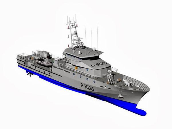 军事资讯_socarenam推出比利时巡逻艇_空中网军事频道