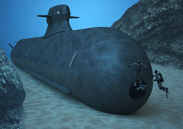 """多年来,瑞典研制的常规动力潜艇在国际军用舰艇市场上独树一帜。2010年2月25日,瑞典海军的首席承包商考库姆船厂与瑞典政府国防物资局签署A26型潜艇设计合同。同年4月11日,瑞典海军宣布采购2艘A26型潜艇,首艇2013年开建,2017年下水,2018年服役,2号艇2019年服役。 A26型潜艇是瑞海军现役最新型""""哥得兰""""级潜艇的改进升级版,单艇造价约2."""