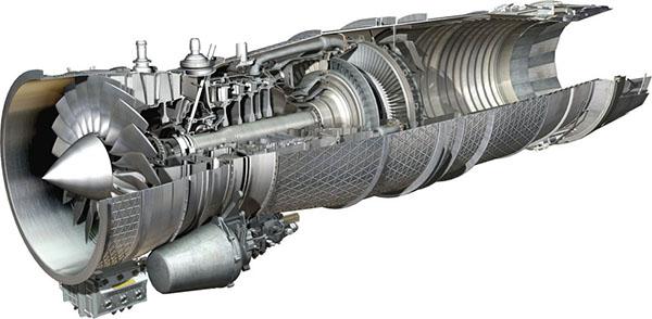 ch-53k使用的ge38-1b涡轮轴发动机图片