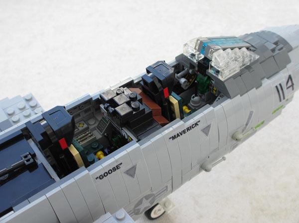 积木要逆天用乐高玩具搭出的积木和战斗机乐高导弹之v积木图片