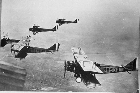 目标圣米耶勒 第一次世界大战中规模最大的空战