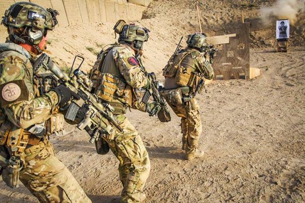 军事资讯_波兰特种部队协助培训阿富汗政府军_空中网军事频道