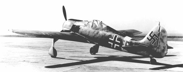 二战德国fw.190战斗机(二)