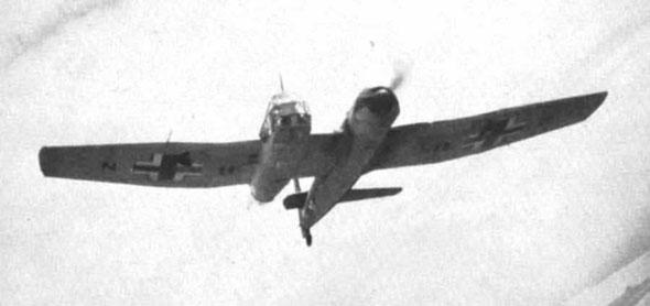二战德国bv.141侦察机