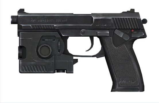 mk23mod0在1991年开始生产它是以hkusp作为基础其中后者在1993年