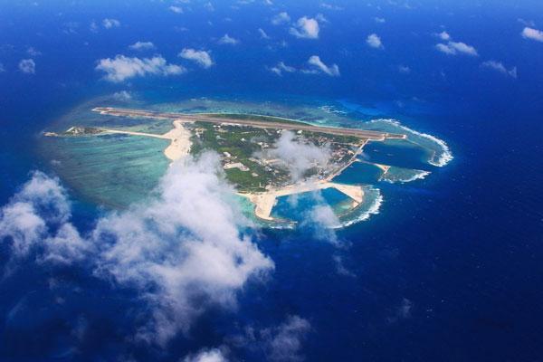 中国的大战略挑战:南海造岛
