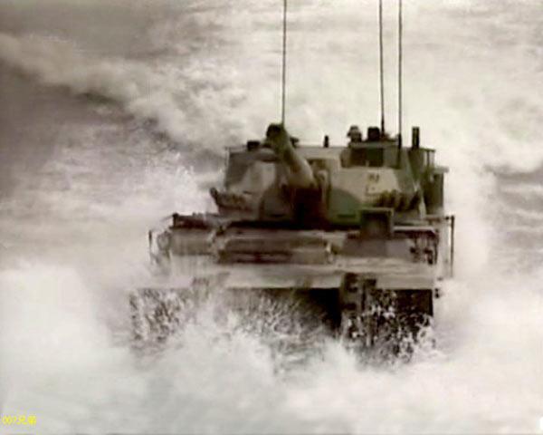 中国ztd-05式两栖突击车