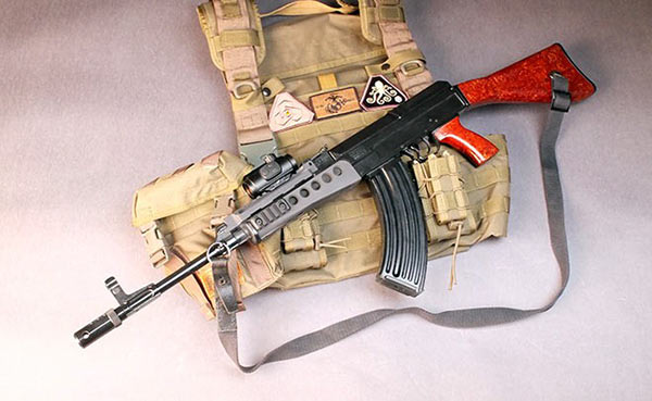 中国qbz-95自动步枪工作原理