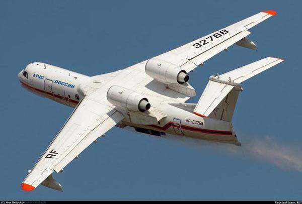 军情分析    而地效飞行器,就是利用这种原理开发的变种水上飞机.