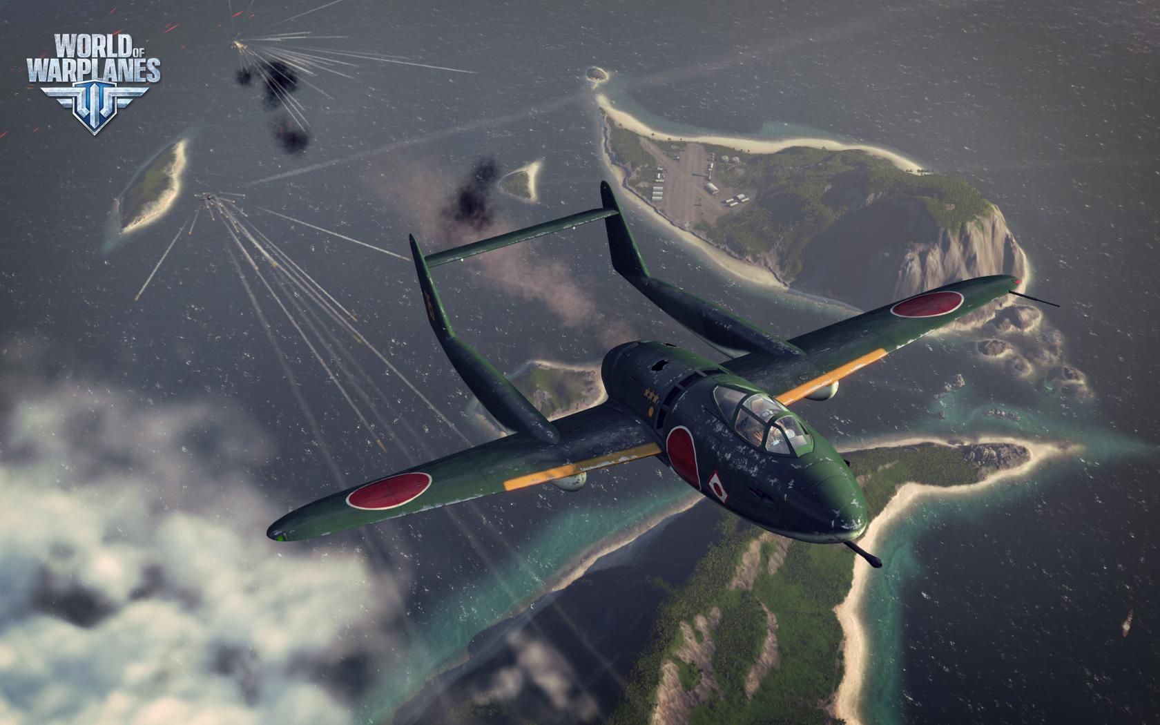 战机世界空中战斗绚丽酷图超清欣赏