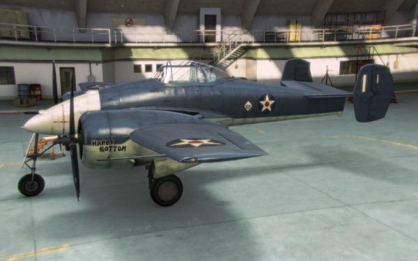 战机世界更新1.4版全新6级金币飞机高清机库图