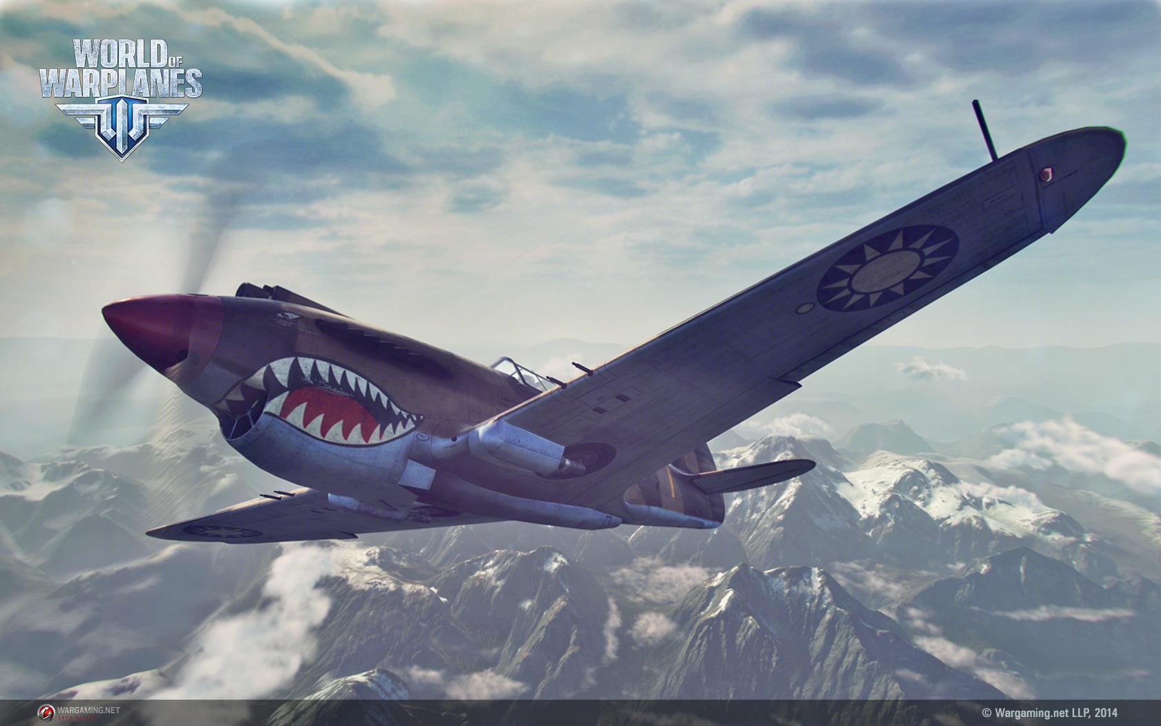 战机世界外服c系5级战斗机tomahawk iib高清壁纸