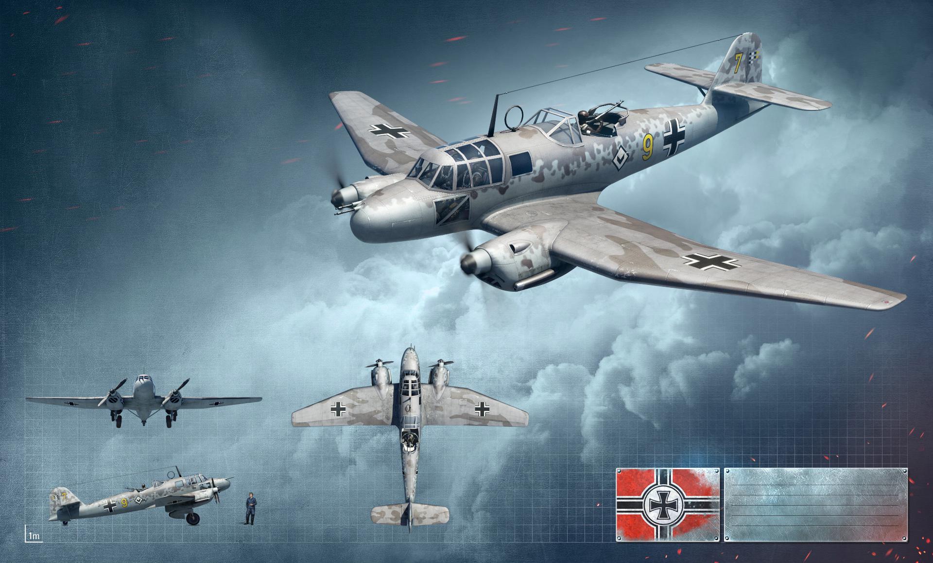 《战机世界》二战风云战机集体亮相