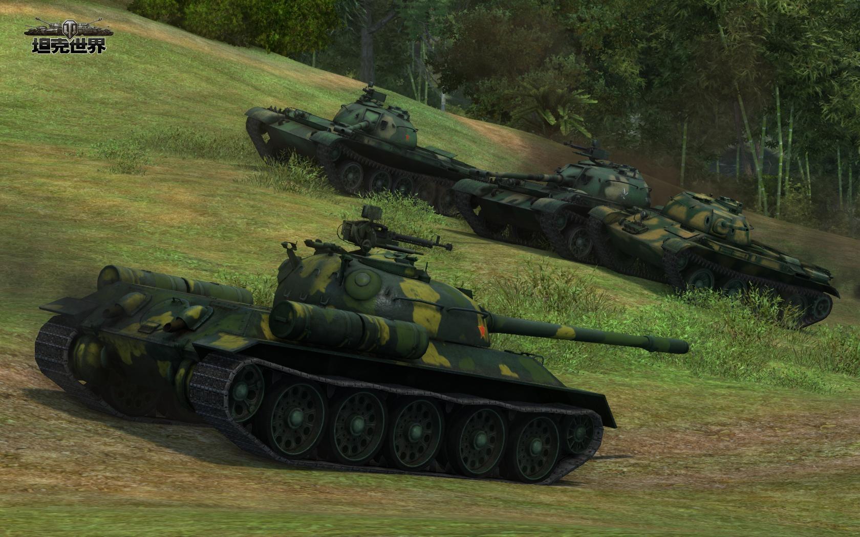 坦克世界》c系坦克壁纸美图赏
