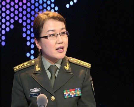 李莉,国防大学教授,大校军衔,军事学博士,国防大学军事科技教研室