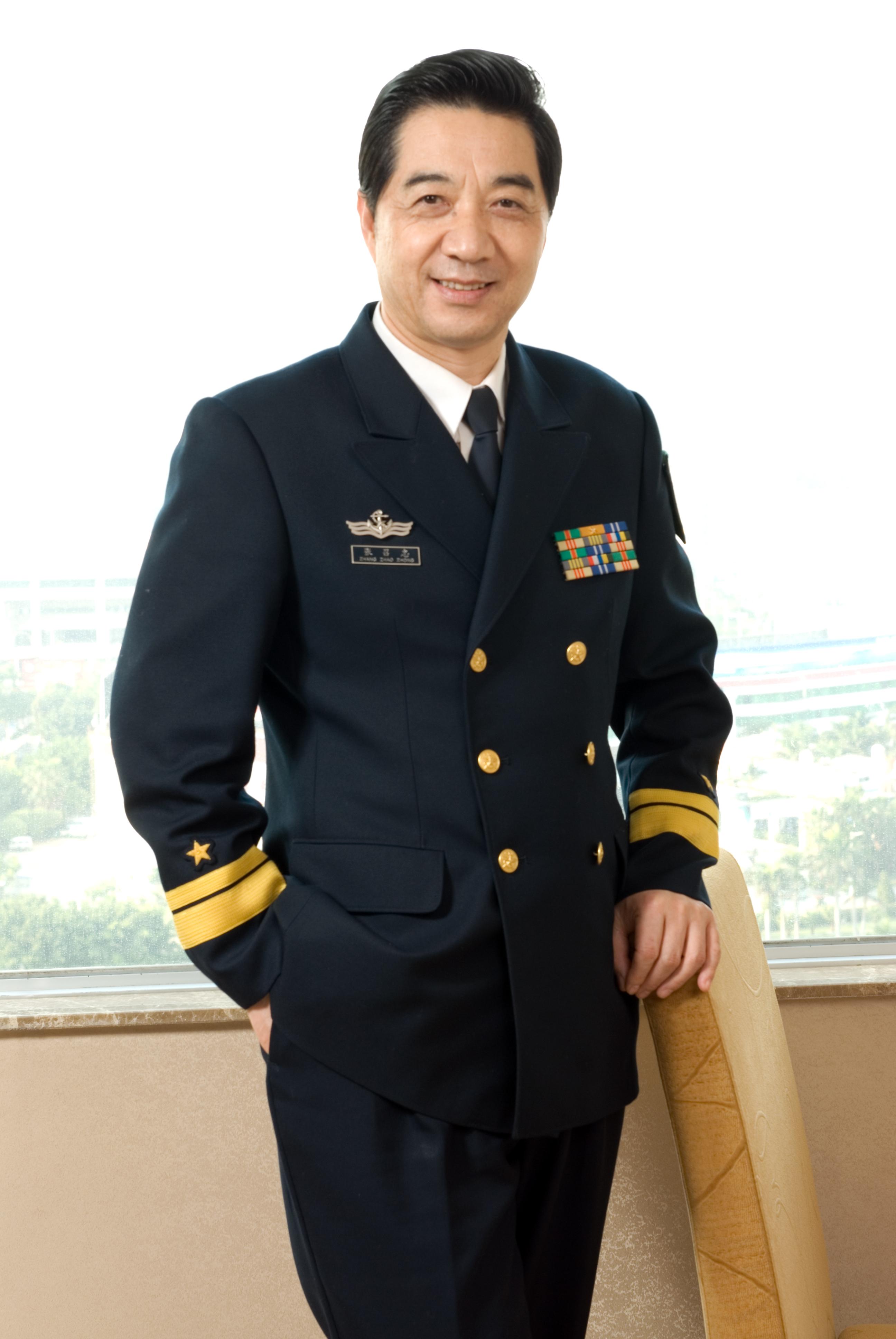 张召忠,国防大学教授,副军职,海军少将,军事战略学博士研究生导师