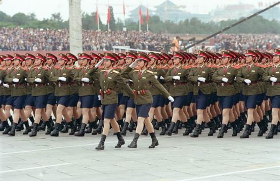 1999年国庆阅兵_坦克世界
