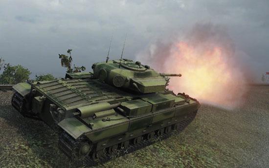 t110e5坦克_t110e5坦克是否真的存在