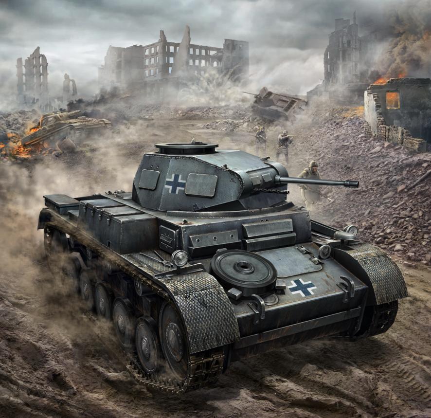 空中网代理wgn新游 将与《坦克世界》联动运营