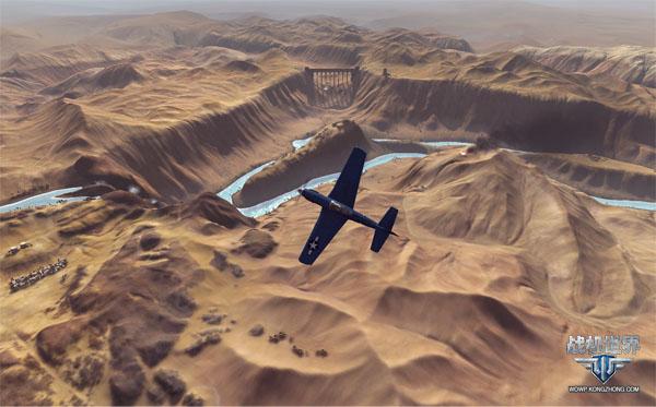 bigworld物理引擎打造 高清写实画面效果图片