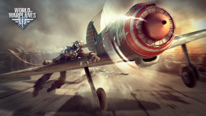 """""""《战机世界》的游戏"""