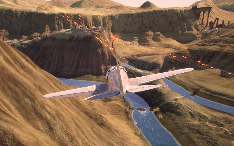 二战真实地图还原 北非沙漠地图详解-战机世界官方