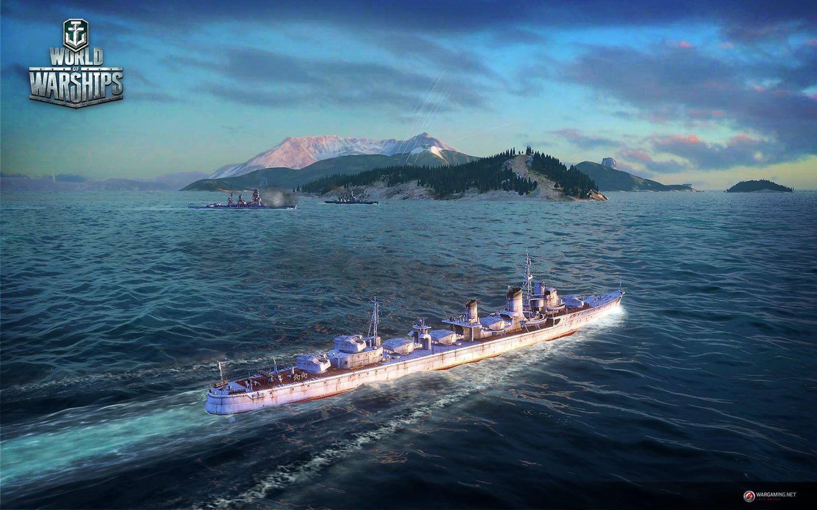 战舰世界官方首页-wows-空中网-战争三部曲
