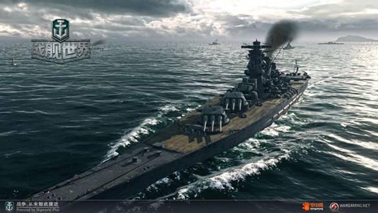 历史上最大的战列舰——大和号全解析-战舰世界官方