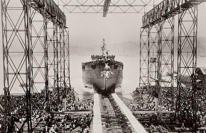 甲午战败后清政府竟从日本大量购买军舰