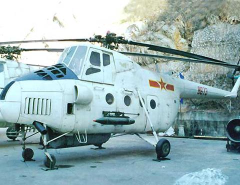 直-5直升机,是中国哈尔滨飞机制造厂制造的第一种多用途直升机,也是