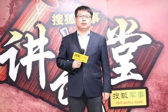 图6  魏东旭:中国国际广播电台记者,《世界新闻报》前执行主编,航天发射等重大军事活动的直播评论员