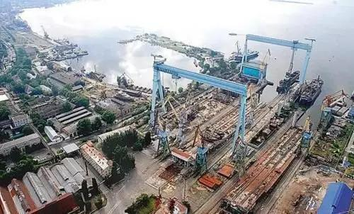 辽宁号已无娘家可回 黑海造船厂正式宣告破产