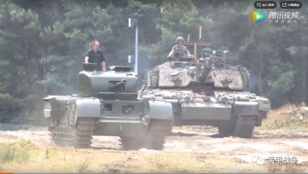 坦克世界大承一号通_坦克世界VS装甲战争 英国内战 父子对决-装甲战争-空中网-军武 ...